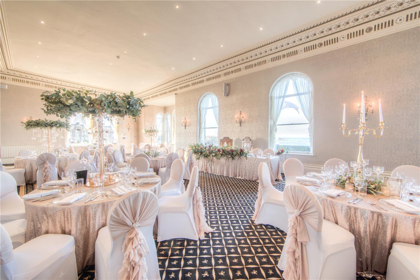 The Grand Hotel Tynemouth Premium Moposa Wedding Venue