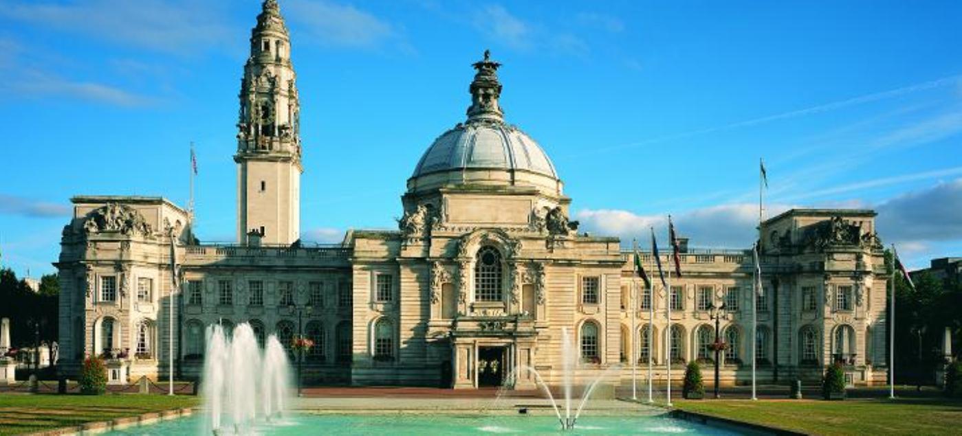 Cardiff gov wedding