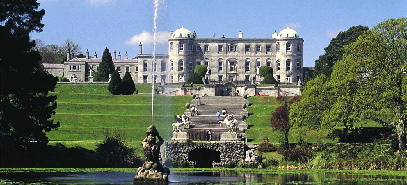 Powerscourt House & Gardens, Powerscourt Estate,Enniskerry,Co. Wicklow