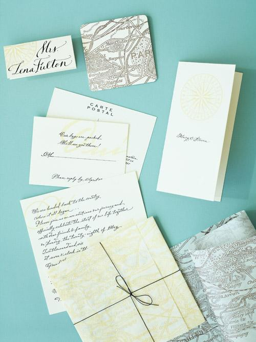 Paper, stationery, save the dates, invitations, invites, RSVPs
