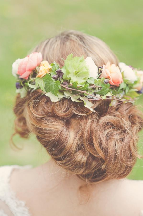 Hair, Wiild flowers