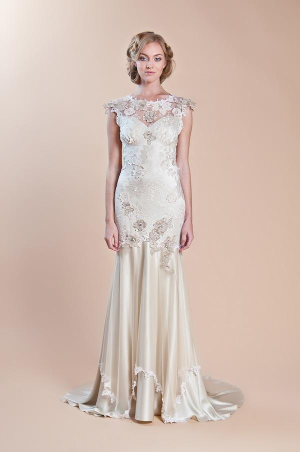 My dress, Claire Pettibone