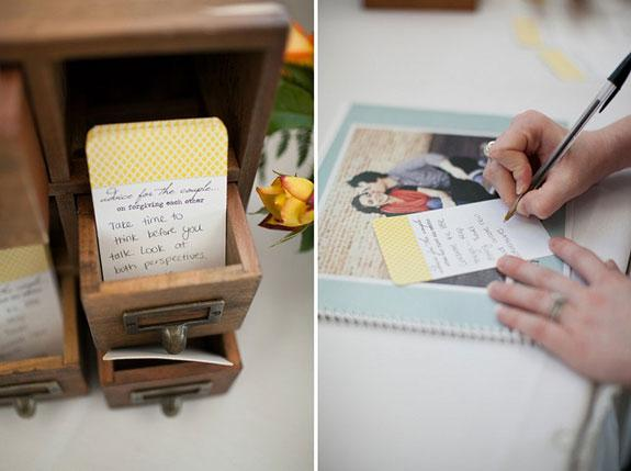 With Love, Guest Book