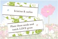 Stationery. favours, seeds