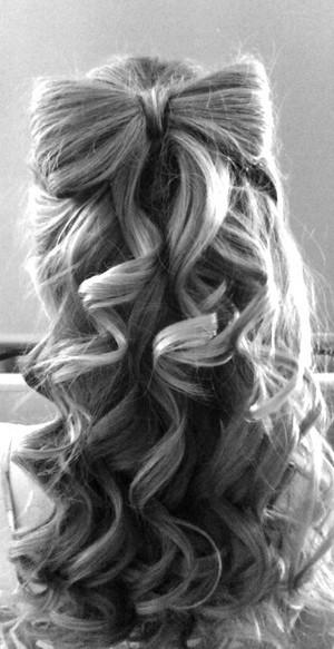 All things Hair, An elegant 'do with a hint of Gaga for your reception, or maybe even post-wedding B