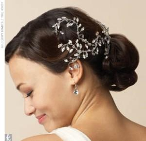 Bridal Hair Jewellery
