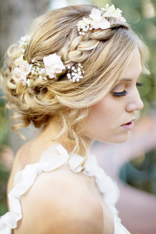 Moposa Wedding Planning Ideas Hair Amp Beauty Hair Updo Upstyle Flowers Braid Plait