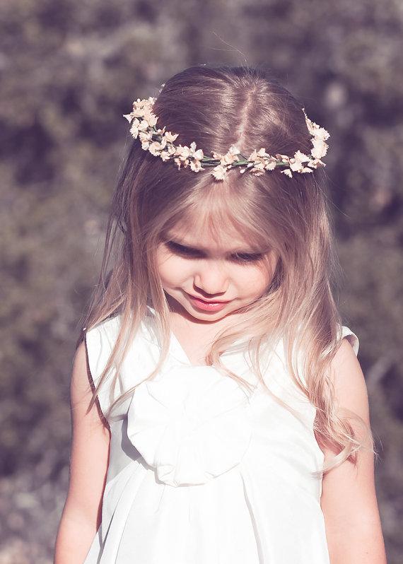 Moposa Wedding Planning Ideas Hair Beauty Laurel Floral Crown