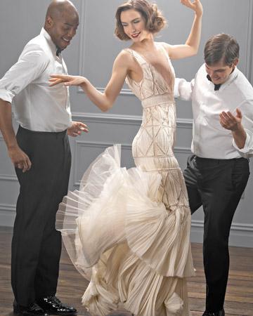 The Girls Wedding Dress 1920s Jazz