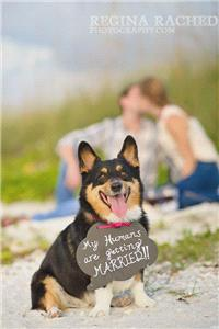 Stationery. Great save the date idea for dog lovers!