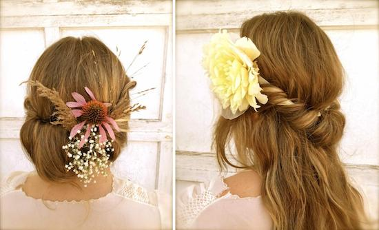 All things Hair, Really unusual DIY hair ideas from Offbeat Bride.