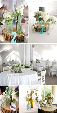 Wedding Venues. table