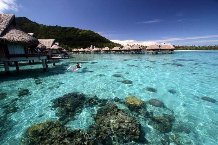 Honeymoon locations