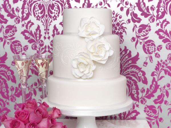 Wedding cakes, Cake Designer and Sugar Art Specialist, Nadene Fulton-Rooney will be happy to work wi