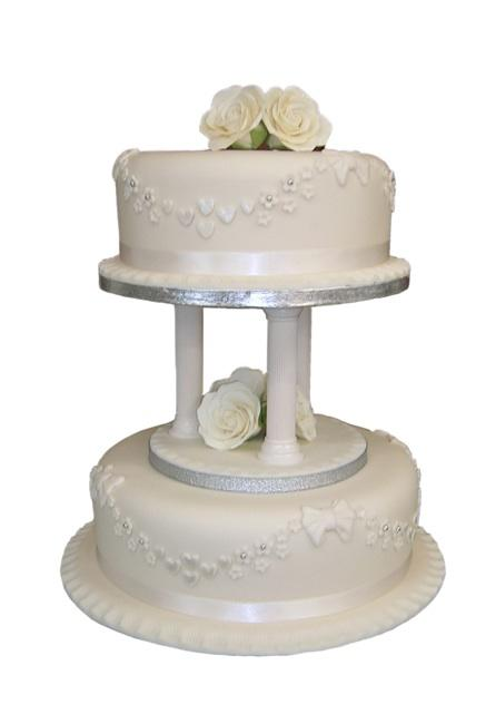 Wedding cakes, Here at A Slice of Heaven, each beautiful cake is made with great attention to detail