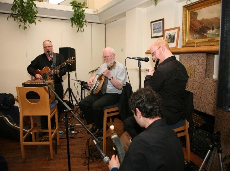 Entertainment, Comprised of All-Ireland champion musicians, the band provides a quality wedding serv