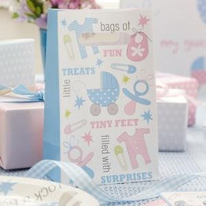 Wedding Accessories, These Tiny Feet party bags are ideal presents for your guests and a great way t