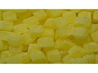 Wedding sweets, The taste of Pineapple in a cubed boiled sweet!