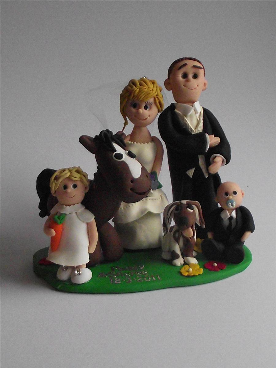 Accessories & Favours, Animal-themed Wedding Cake Topper
