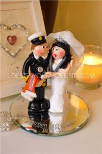 Accessories & Favours. Doctor the Sailor and Bride