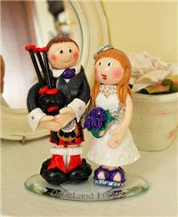 Accessories & Favours. The Piper and Sparkly Purple-Shoed Bride