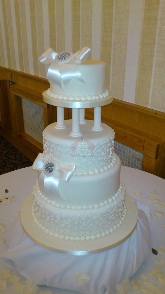 Cakes, 4-Tier 'Aoife'