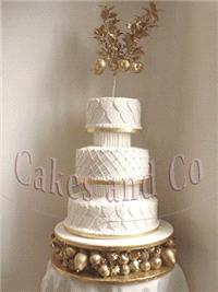 Cakes. Audrey Wedding Cake