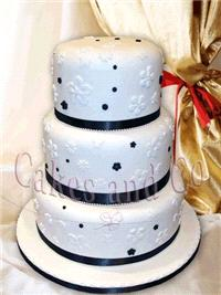 Cakes. Beatrice II Wedding Cake