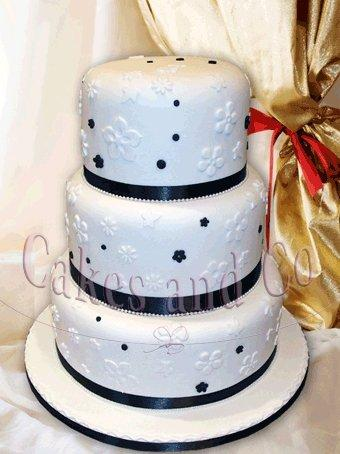Cakes, Beatrice II Wedding Cake