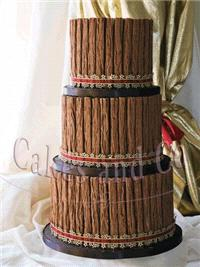 Cakes. Choc Supreme Wedding Cake