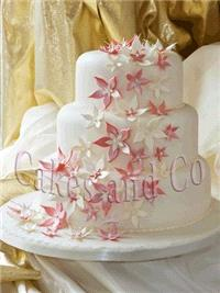 Cakes. Claire Wedding Cake