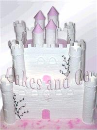 Cakes. Enchanted Wedding Cake