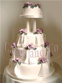 Cakes. Georgina Wedding Cake