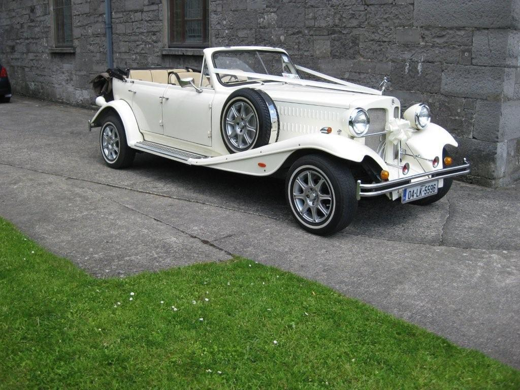 Chauffeurs, Ivory Beauford. Complimentary bottle of champagne with each booking.
