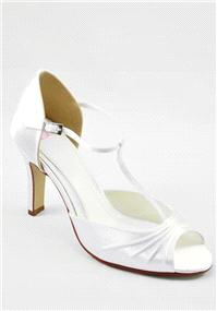 Attire. Else By Rainbow Party Girl Ivory Shoes. High supportive back shoes with fabulous frontage an