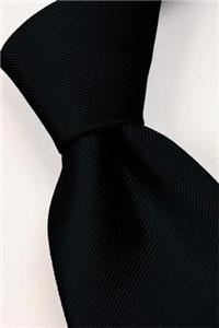 Attire. Black tie. Connexion ties are hand finished to the highest quality and are 100% silk. Detail