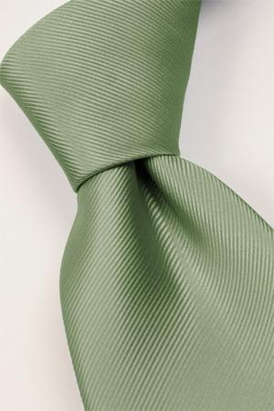 Attire, Green tie. Connexion ties are hand finished to the highest quality and are 100% silk. Detail