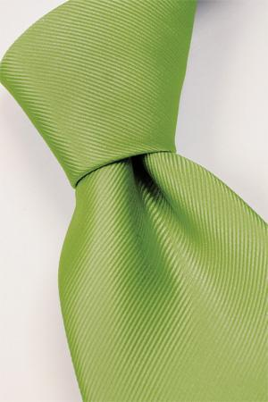 Attire, Tie (lime). Connexion ties are hand finished to the highest quality and are 100% silk. Detai