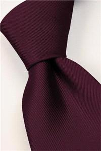 Attire. Tie (plum). Connexion ties are hand finished to the highest quality and are 100% silk. Detai