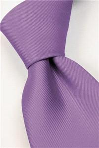 Attire. Light-purple tie. Connexion ties are hand finished to the highest quality and are 100% silk.
