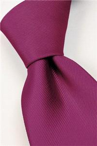 Attire. Tie (light aubergine). Connexion ties are hand finished to the highest quality and are 100%
