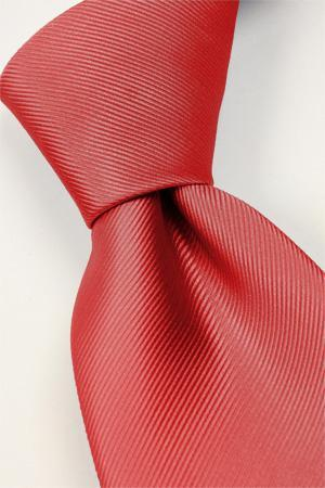 Attire, Tie (coral). Connexion ties are hand finished to the highest quality and are 100% silk. Deta