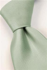 Attire. Tie (mint). Connexion ties are hand finished to the highest quality and are 100% silk. Detai
