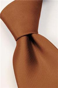 Attire. Tie (rust). Connexion ties are hand finished to the highest quality and are 100% silk. Detai