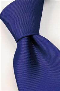 Attire. Tie (cobalt). Connexion ties are hand finished to the highest quality and are 100% silk. Det