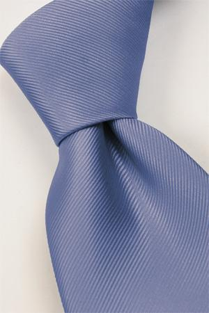 Attire, Tie (sky). Connexion ties are hand finished to the highest quality and are 100% silk. Detail