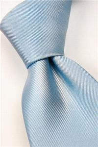 Attire. Baby-blue tie. Connexion ties are hand finished to the highest quality and are 100% silk. De