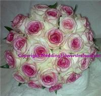 Flowers. _Pink Lady_ bouquet. Wedding packages available.