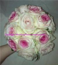 Flowers. _Pink Bridesmaid_ bouquet. Wedding packages available.