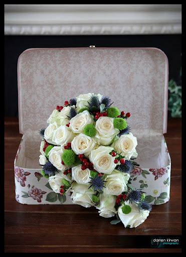 Flowers, Tear drop bridal bouquet. Flowers directly imported from Holland to ensure that only the fr